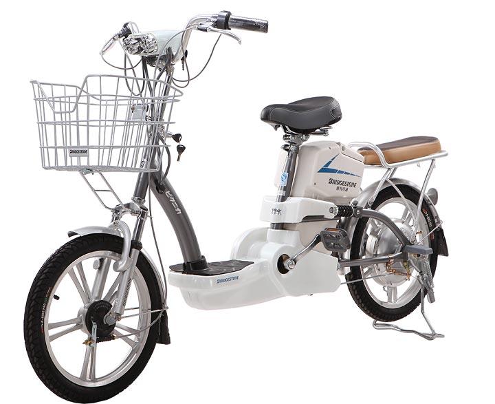 Nguyên lý hoạt động của hệ thống phanh xe đạp điện