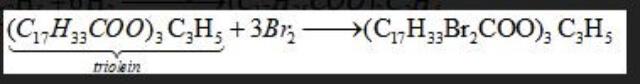 Đốt cháy hoàn toàn 1 mol chất béo thu được lượng CO2 và H2O) hơn kém nhau 6 mol
