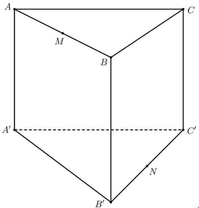 lăng trụ tam giác đều có bao nhiêu mặt phẳng đối xứng